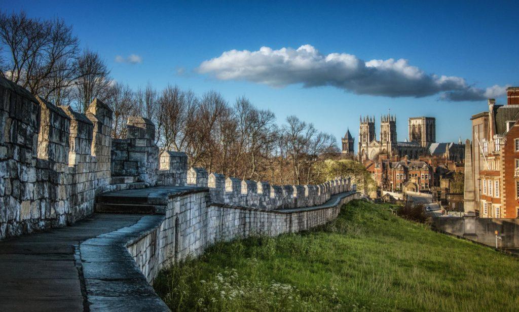 York City in Yorkshire